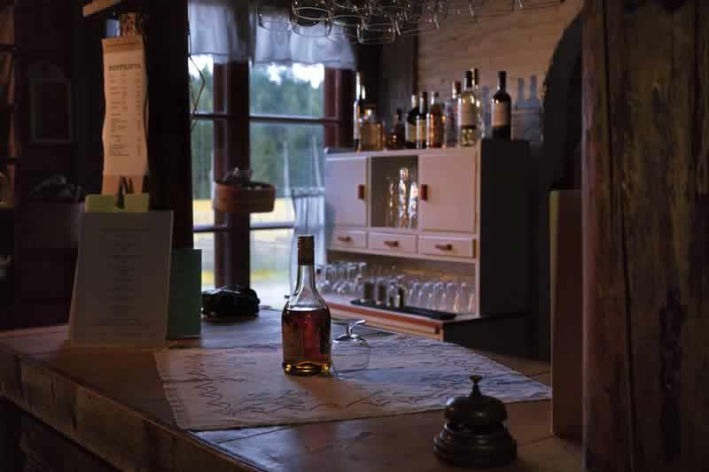 Talliravintolan Sali