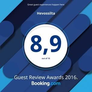 Booking-palkinto-2016