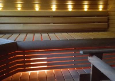 Mirellan sauna