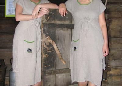 Sauna-asusteet